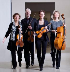 Das Nomos-Quartett